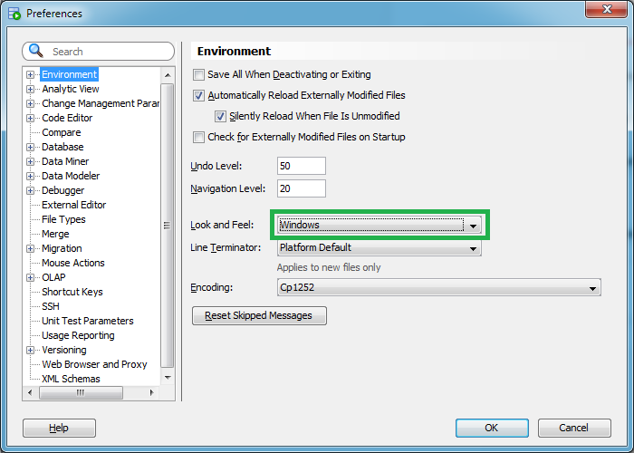How to fix Oracle SQL Developer IDE typing is super slow