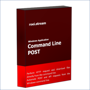 HTTP requests from Windows command line (POST, REST  ) | Roei's Tips